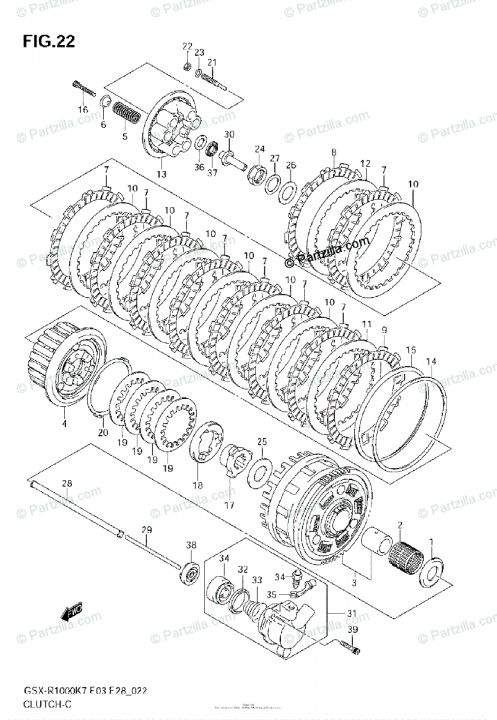 16+ Suzuki Oem Motorcycle Parts Diagram,Motorcycle Diagram