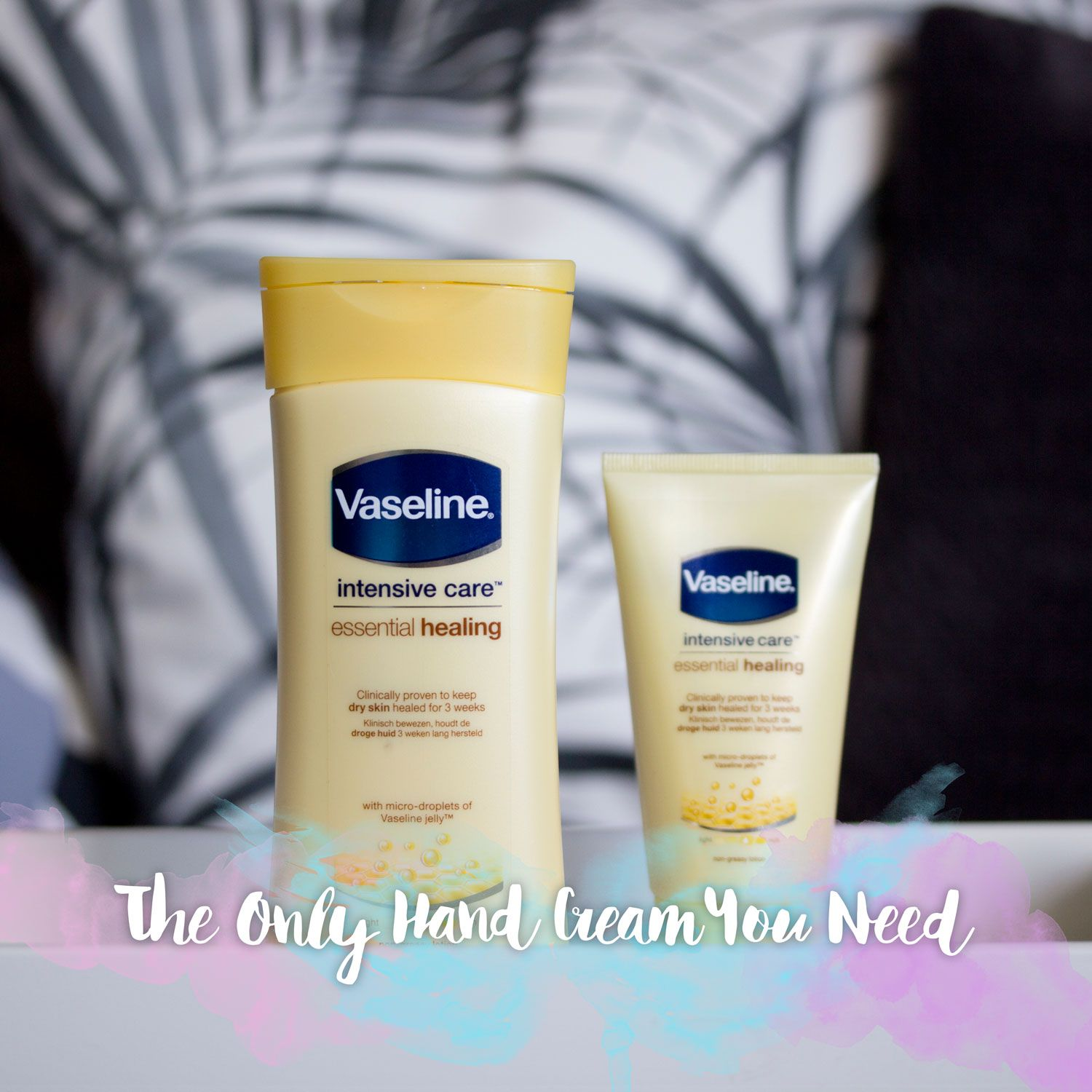 Vaseline Essential Healing A K A The Only Hand Cream I Ve Ever