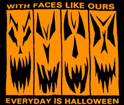 """bulletride-actionwear: """"With Faces Like Ours - Everyday Is ..."""