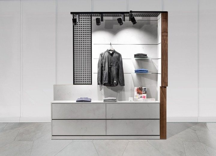 Pop-up Box & Food Corner by Dittel » Retail Design Blog