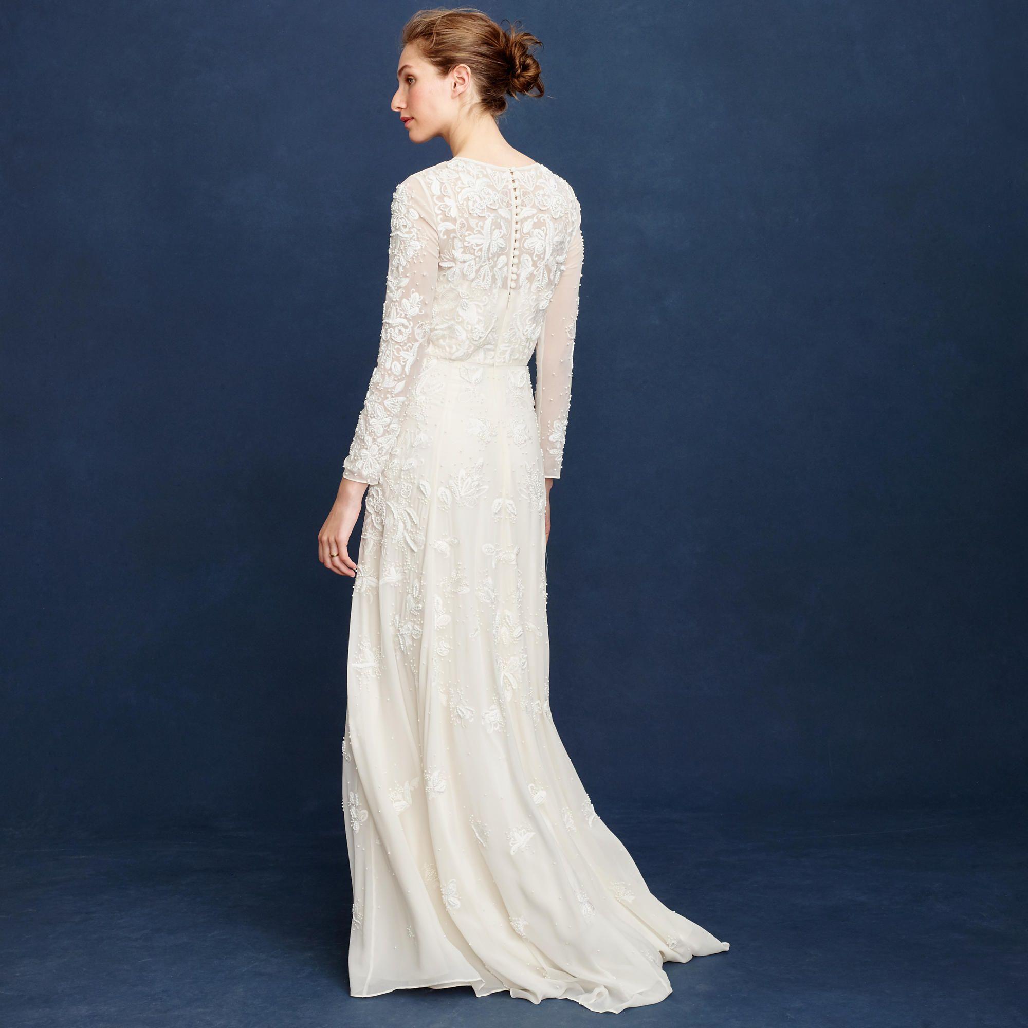 j. crew florence gown | dresses, wedding dresses, wedding