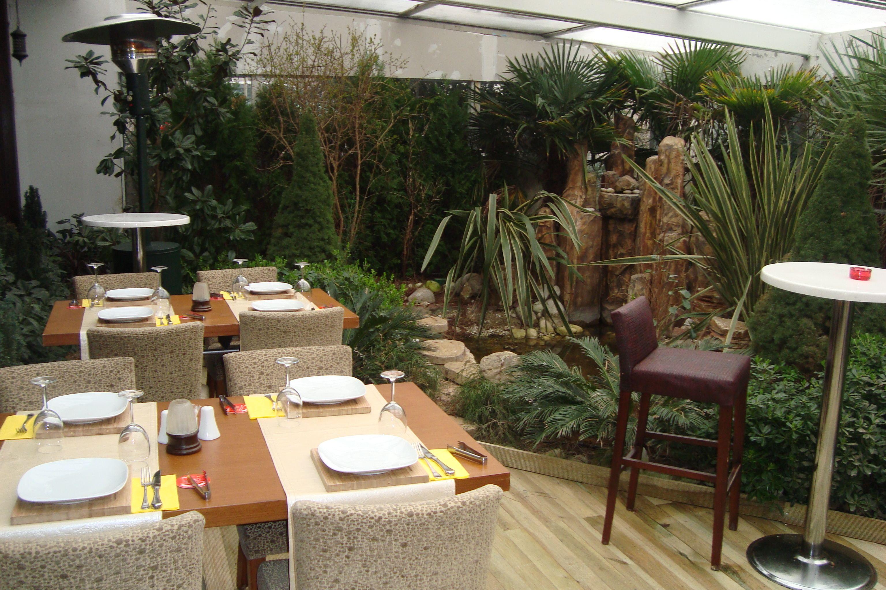 Steak House Restaurant Winter Garden by Chefs Design | Restaurant ...