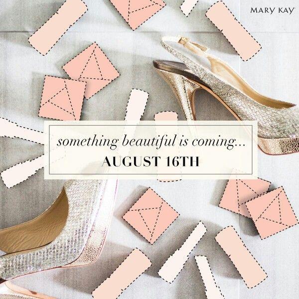 Algo hermoso está llegando... 16 de Agosto ¡¿Oh, que será?! Descúbrelo aquí el Domingo... (Créenos, amaras esta sorpresa.)