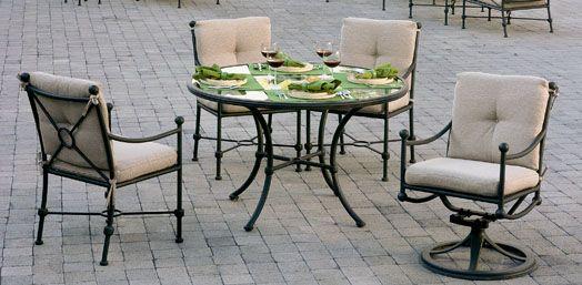 Charmant Woodard Furniture: Landgrave, Hacienda Collection