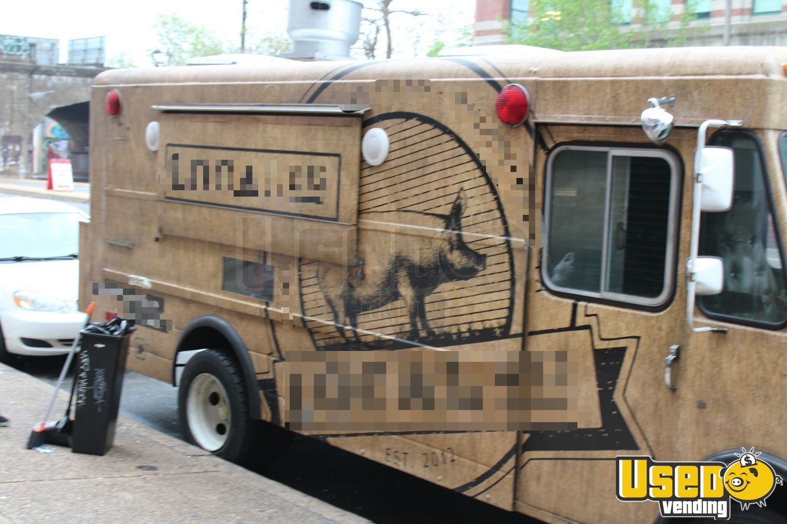 Chevrolet P30 Step Van Kitchen Food Truck With Commercial Grade Equipment For Sale In Pennsylvania Chevy Trucks Accessories Chevy Trucks Chevy Diesel Trucks
