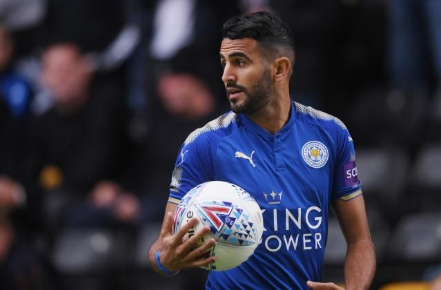 rumors Leicester City news Riyad Mahrez vows to play his best for - best of epl table