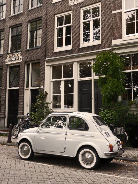 Noordmarket Amsterdam Netherlands. Vintage by SprocketPhotography, $30.00