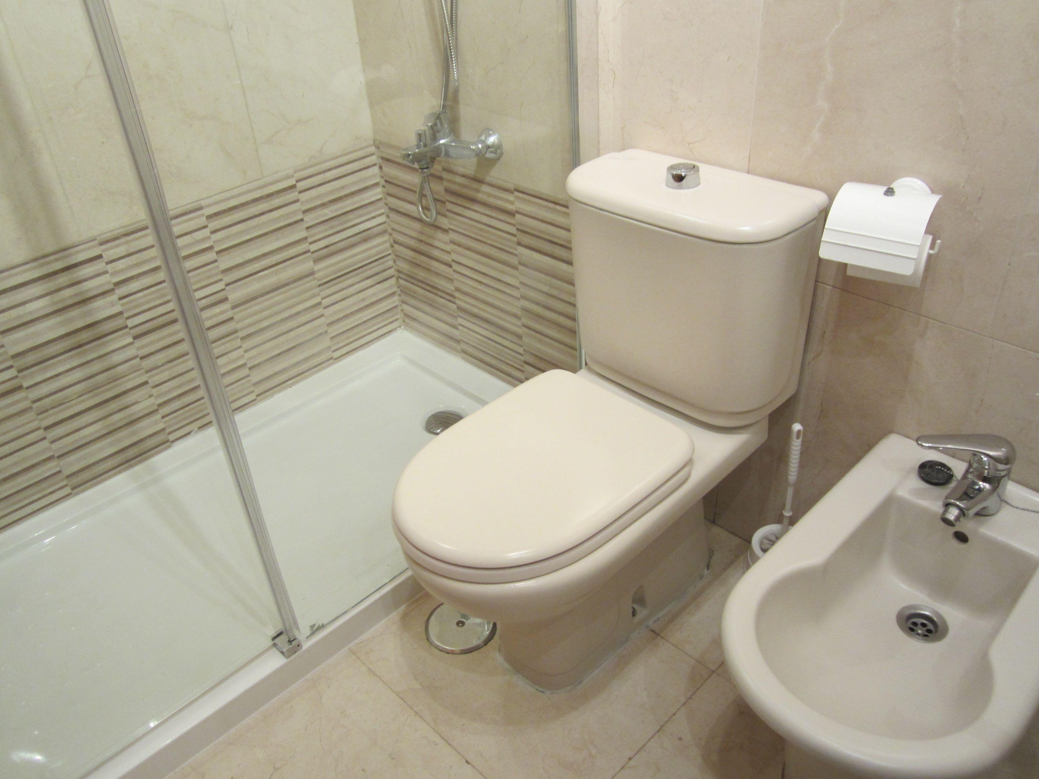 estudio mg - madrid - 29 m2 útiles - baño 3 m2 - sustitución de, Badezimmer ideen