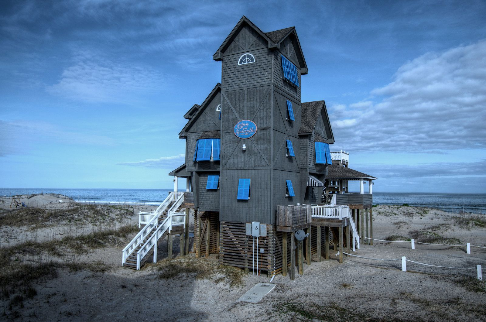 """The infamous and ultimate OBX beach cottage """"Nights in"""