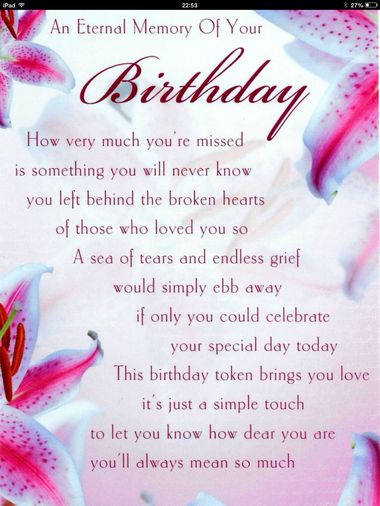 An eternal memory of your birthday..s..happy 59th birthday mama