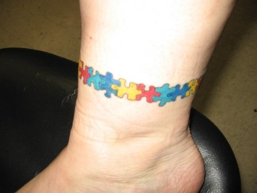 autism banner ideas one of the best autism tattoo pages ever cafemom my girl