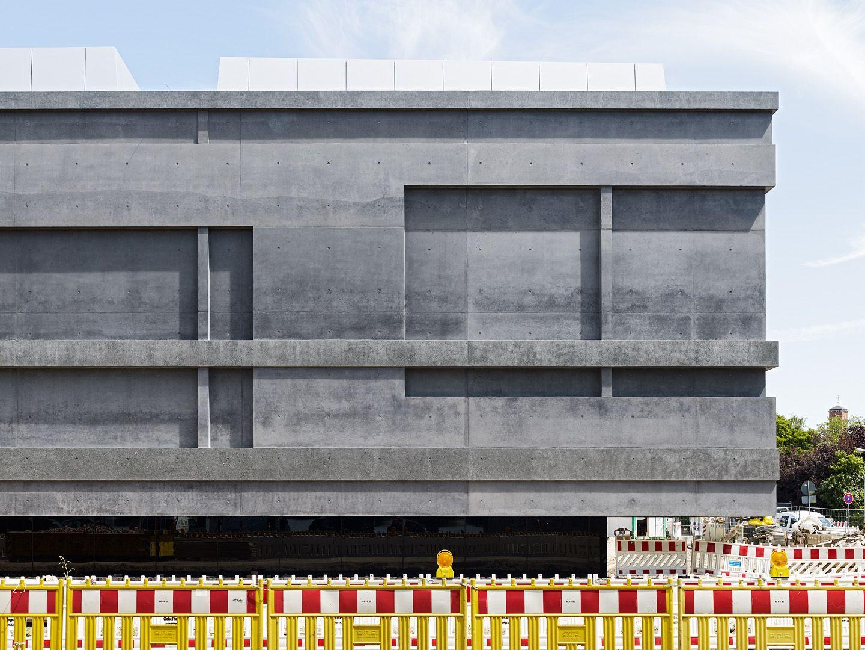 Architekten Hannover erweiterungsbau sprengel museum hannover meili architekten