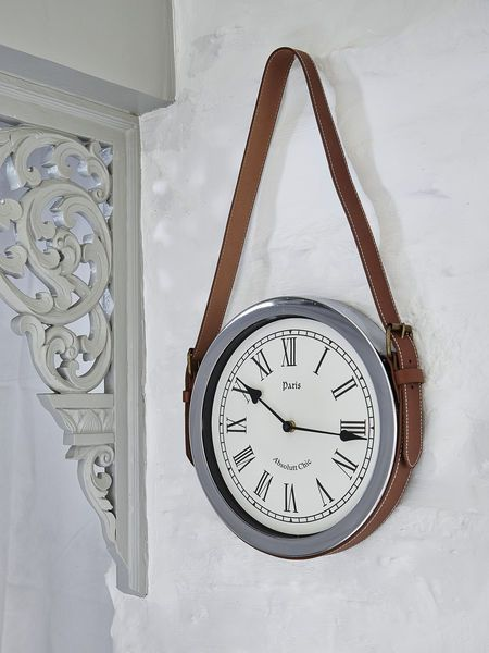 Danish Wall Clock   Nordic Living   Pinterest   Wall clocks, Danish ...