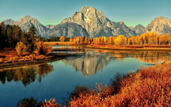 Fall Is The Time For A Fly Fishing Road Trip Scenery Wallpaper Nature Pictures Autumn Scenery