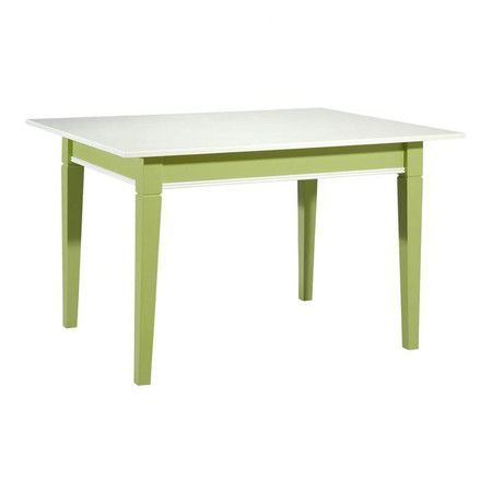 I Pinned This Lakeview Dining Table In Lime Green From The Winter