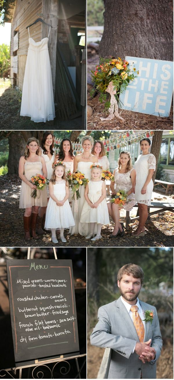 Pie Ranch Wedding By Ashley Forrette Photography Coastside Couture With Images California Wedding California Bride Wedding