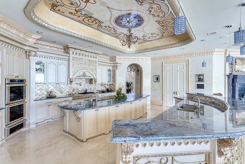 hr3378490-18 Cocinas de lujo, Modelo de casas modernas y Lujos - cocinas grandes de lujo