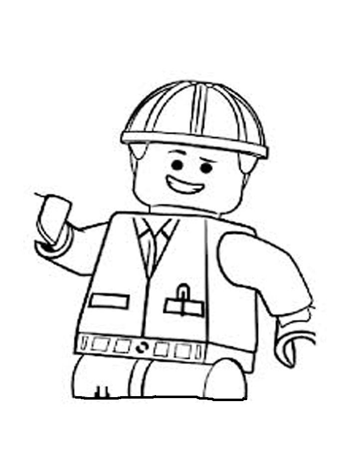 Lego Ausmalbilder. Malvorlagen Zeichnung druckbare nº 8 | Ninjago ...