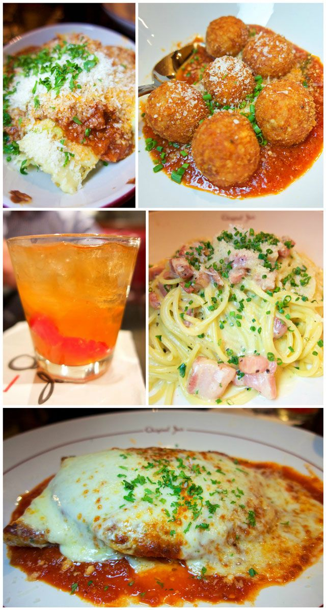 Original Joe S In San Francisco Ca Our Favorite Place The Food Is Amazing Come Hungry Portions Are Huge One Of Best Italian Restaurants We