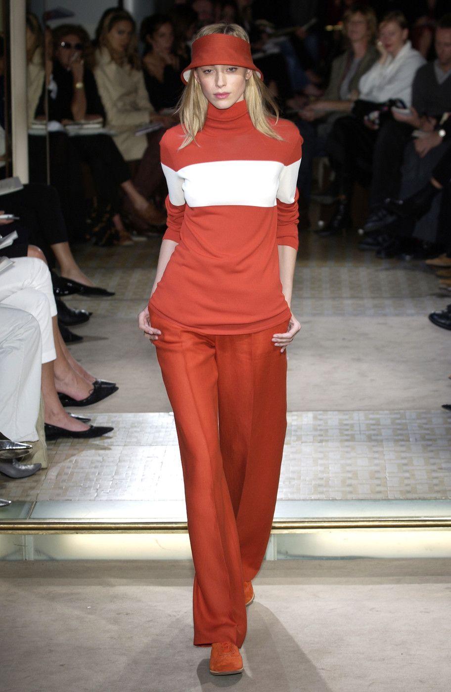 Hermès Spring 2004 - Look 12