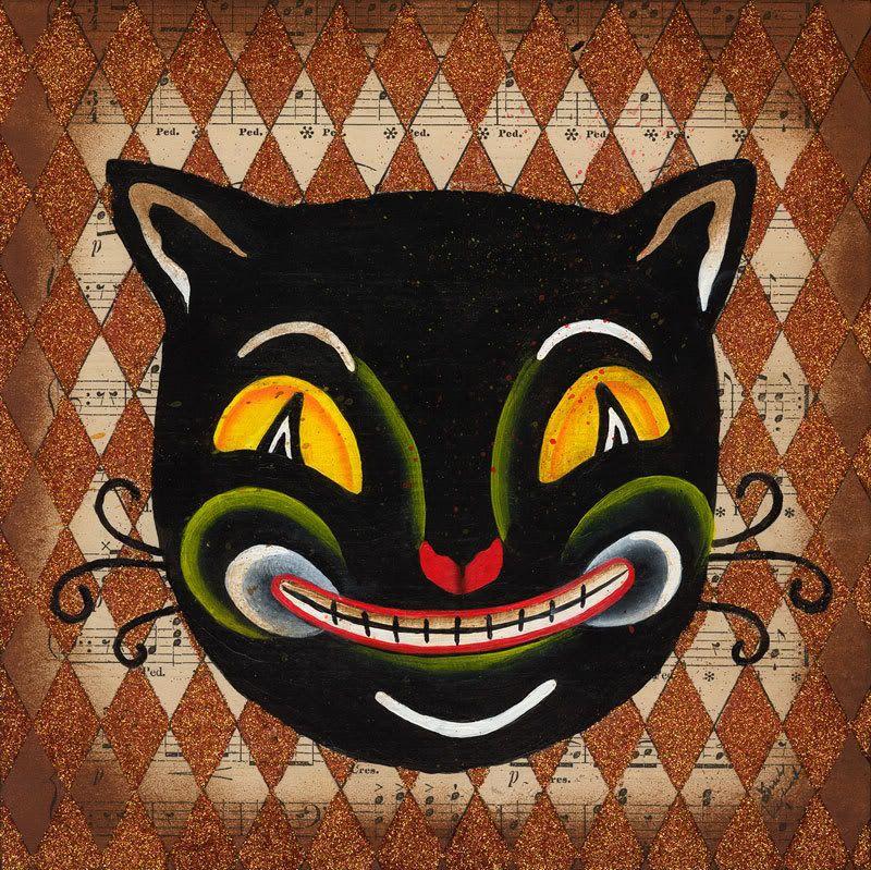 Black Cat Halloween Halloween Pinterest Black cats, Cat and