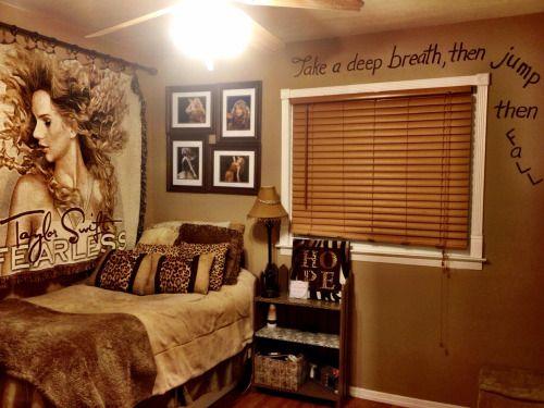 Taylor Swift Bedroom Theme