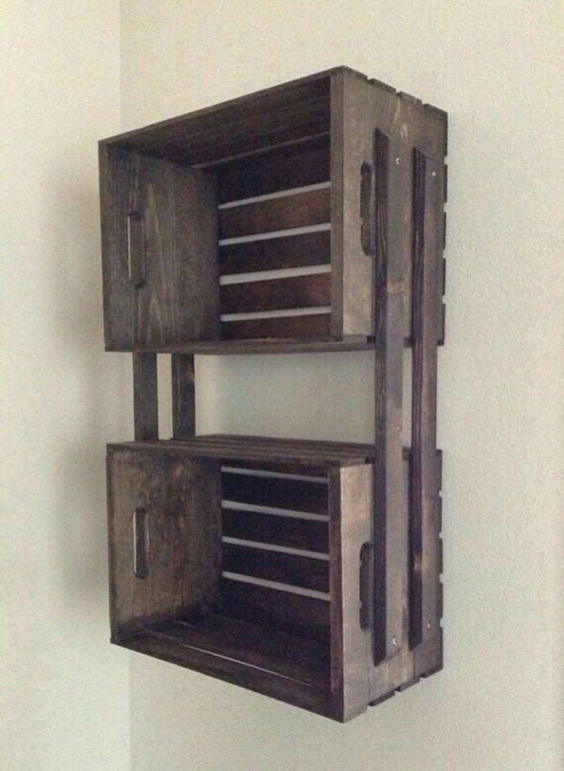 Deep Shelves For Storage