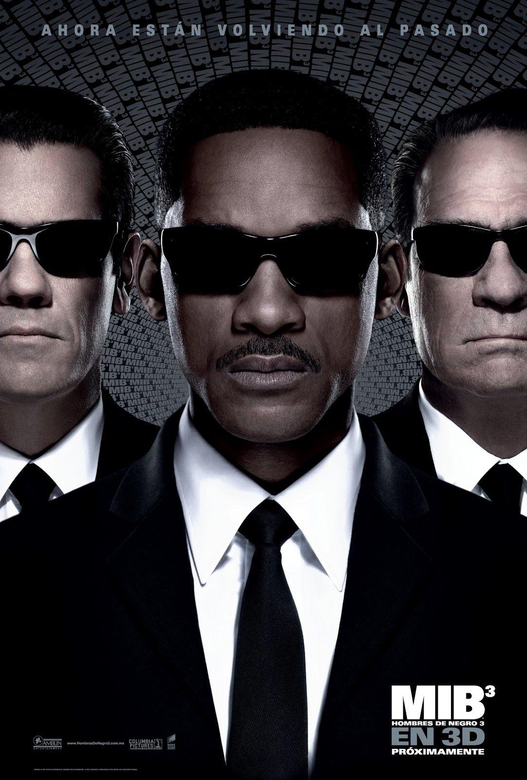 """HOMBRES DE NEGRO III"" (2012) ♣Ver Online: http://pelis24.com/pelicula-latino/13157-hombres-de-negro-3-men-in-black-3d.html"
