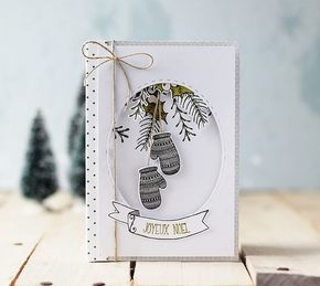 Coucou !! Une petite carte pour vous souhaiter un Joyeux Noël !! Plein de bonheur pour vous et vos proches !! Une carte qui a été faite d'après une inspiration sur le forum Little scrap Matériels : Papiers à pois vert : Les papiers de pandore, Papiers à motifs beige : La fée du Scrap, …