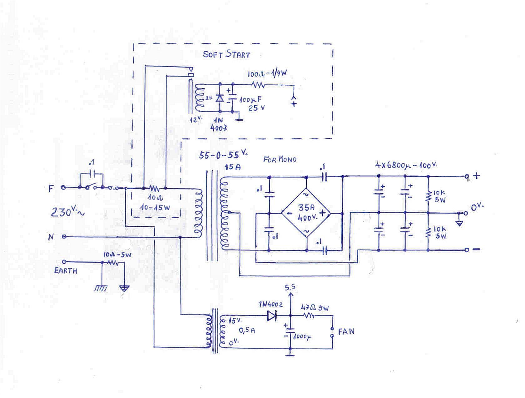 Circuito Ups 12v : Fonte de alimentação w circuito da fonte de alimentação para o