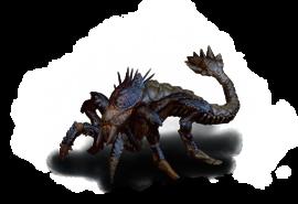 Endrega Warrior Fantasy Creatures The Witcher Warrior