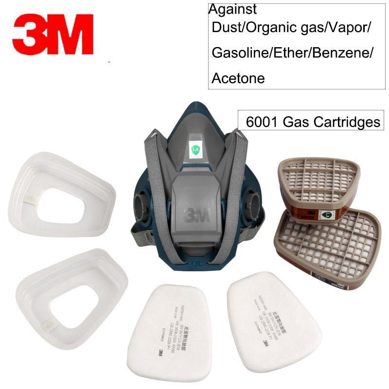 3m masque 6502