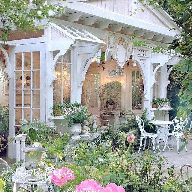 Photo of Hangar cabanon #Art #Birdhouses #Cindy #Ellis #garden shed design #garden she