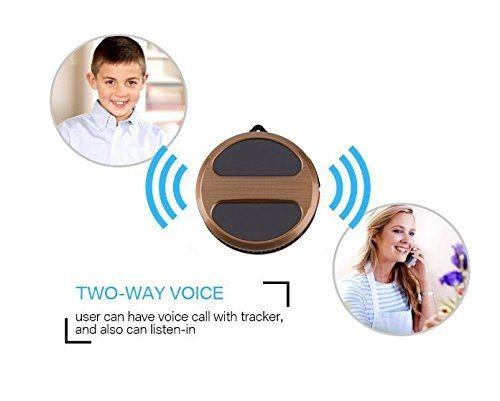 AIBEILE Personal Mini Micro GPS trackers Locator | GPS
