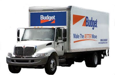 Moving Tips Part 4 Budget Moving Truck Self Storage Moving Budget