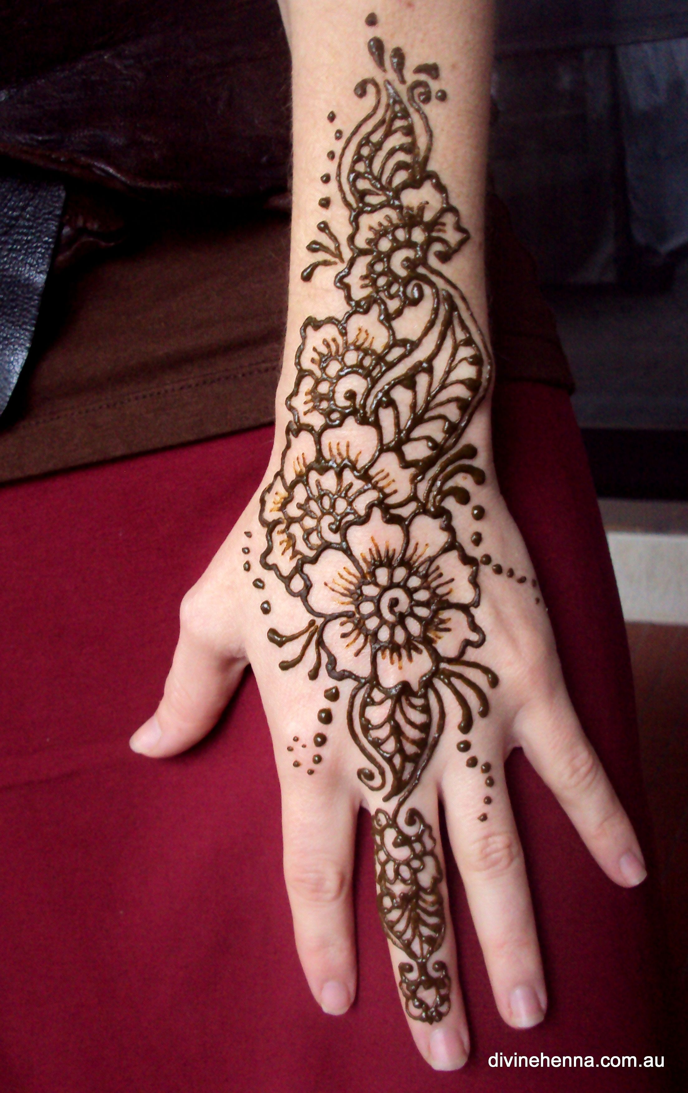 Henna And Tattoo Art: Viewing Gallery For - Henna Hands