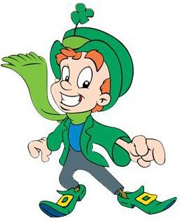 Making The Grade Classic Cereal Mascots Lucky The Leprechaun Lucky Charms Costume Lucky Charms Leprechaun