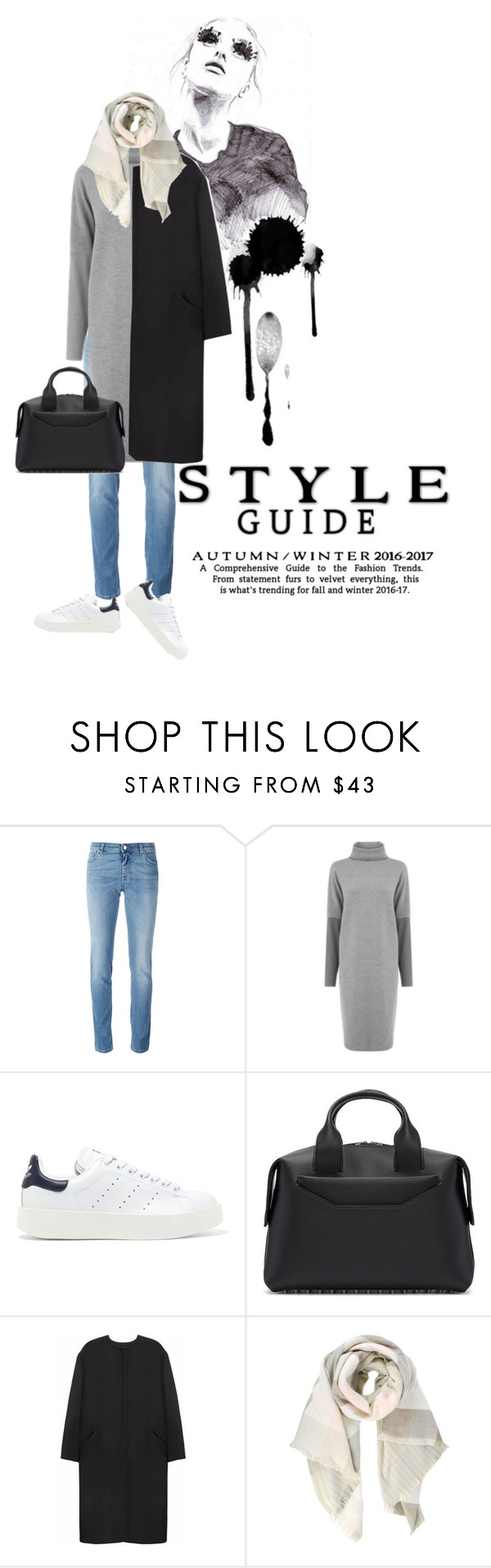 """TEACHER"" by www-som ❤ liked on Polyvore featuring GE, Givenchy, Warehouse, adidas Originals, Alexander Wang, Non and Michael Stars"