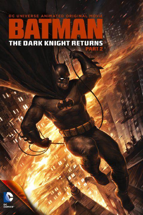 Batman O Retorno Do Cavaleiro Das Trevas Parte 2 2013 Com