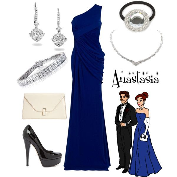 Anastasia, created by alsni on Polyvore | Style | Pinterest | Elie ...