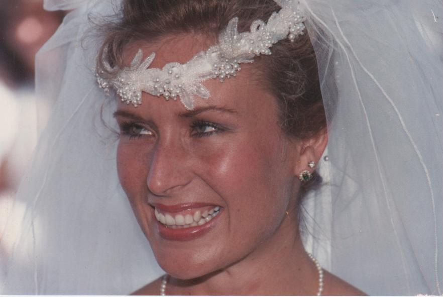 Linda Kolkena Broderick, who was shot to death by her husband's first wife, Betty, in the early morning hours of November 5, 1989.