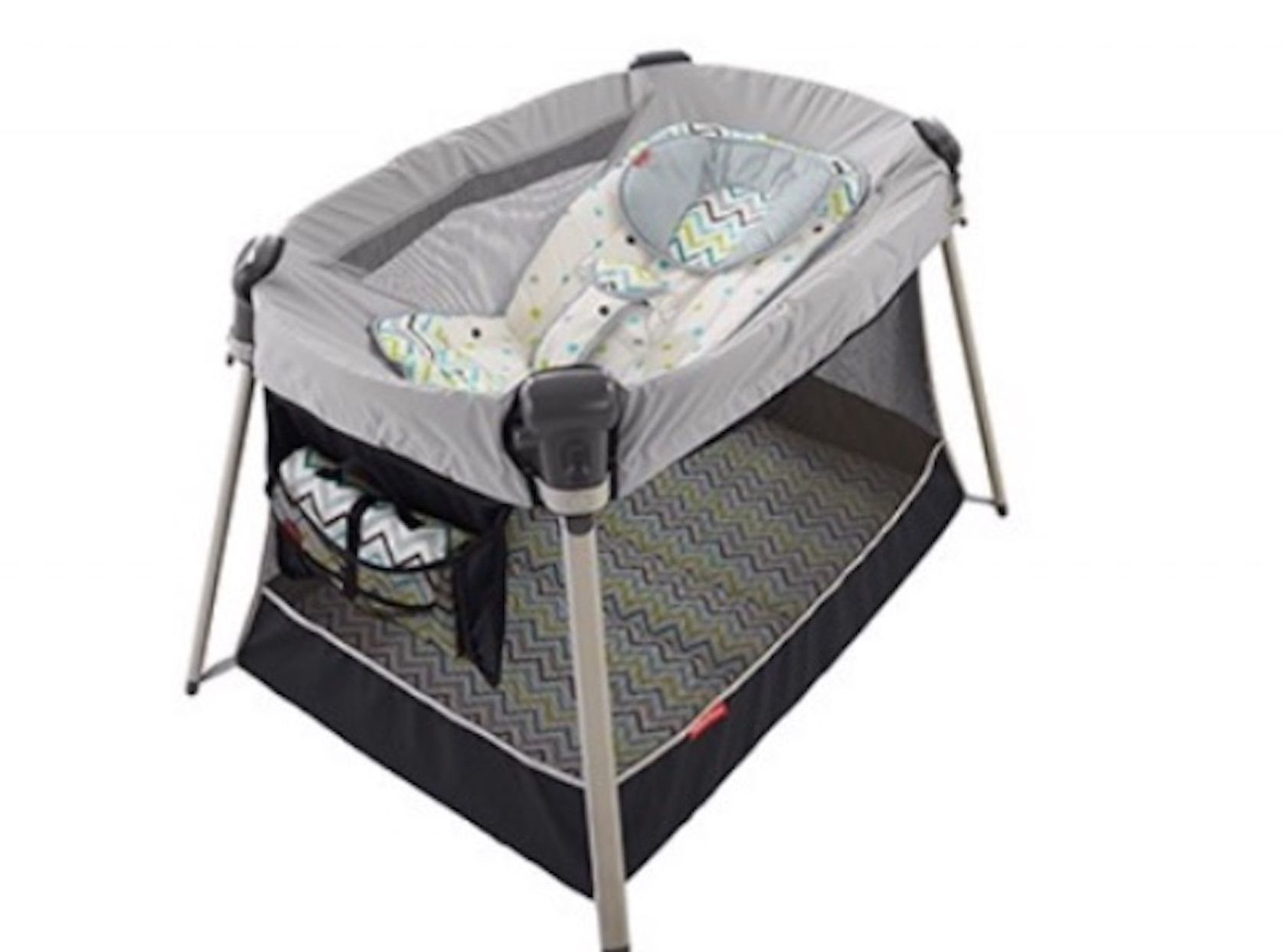 Fisher Price Recalls More Inclined Sleepers Due To Safety Concerns