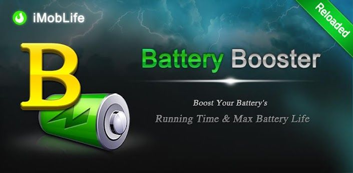 Battery Booster (Full) v7.2.2 Apk Cell phone booster