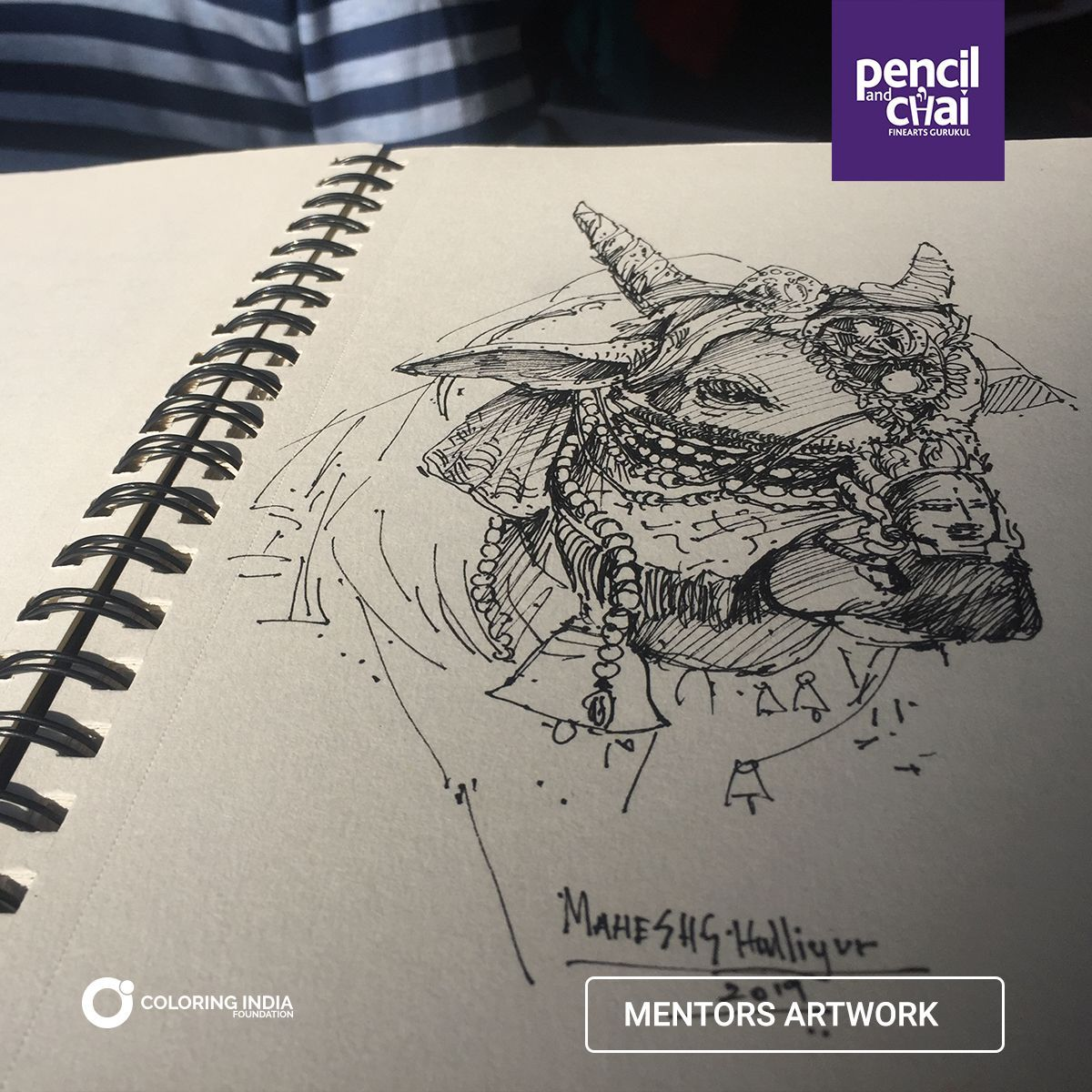 Weekend Art Classes In Bangalore Pencil Chai Fine Arts Gurukul