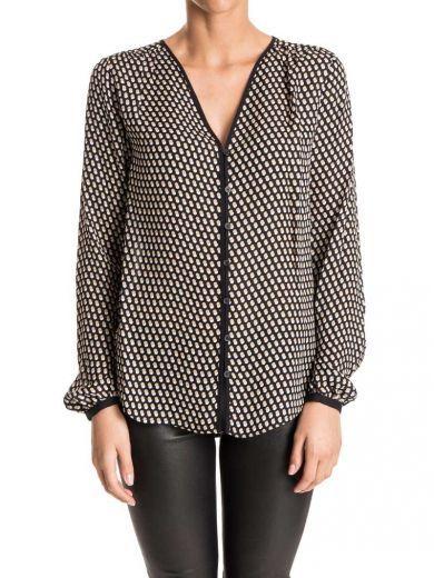 MICHAEL MICHAEL KORS Michael Kors - Silk Shirt. #michaelmichaelkors #cloth #shirts