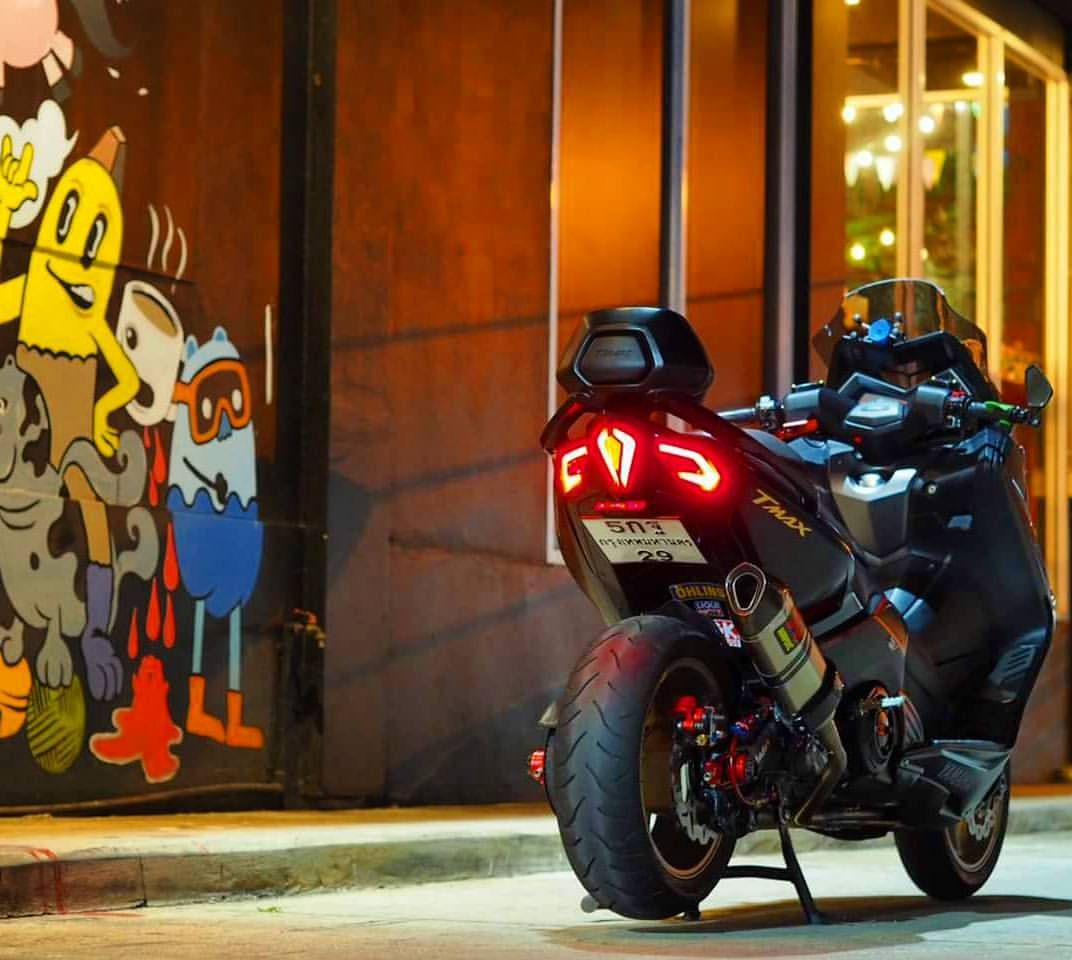 3 350 Mentions J Aime 5 Commentaires Tmax Nation N 1 Fans Page Yamaha Tmax Nation Sur Instagram Tmax530 Street Art The Lve That U