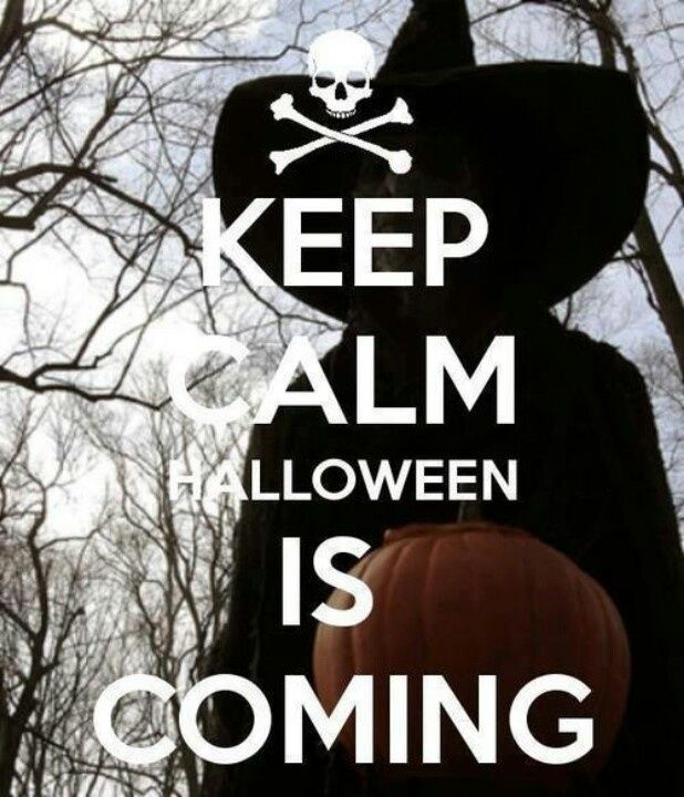 Halloween Phrases And Quotes | Keep Calm Halloween Is Coming