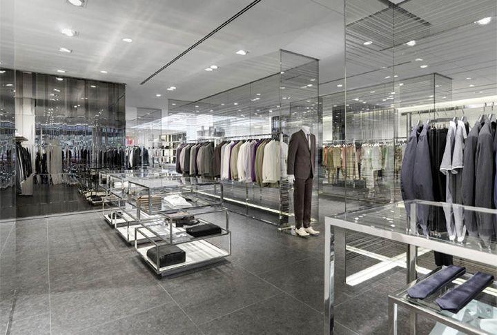 JOOP! store by Burdifilek, Hamburg store design | Retail ...