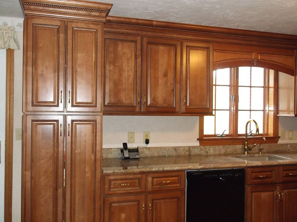 Image Result For Sienna Rope Kitchen Cabinets