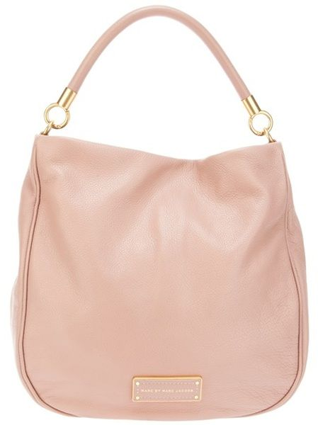 MARC JACOBS Too Hot To Handle Hobo - Lyst   i d wear that ... 4a52f4b8d0